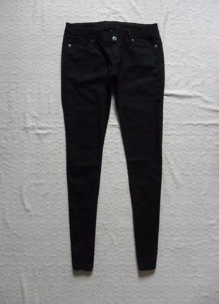 Брендовые черные джинсы скинни new look, 42 размера.