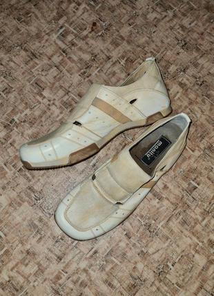 Туфли спортивные, лоферы 43-44р.