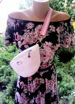 Новое платте на одно плечо открытые плечи трансформер принт цветок