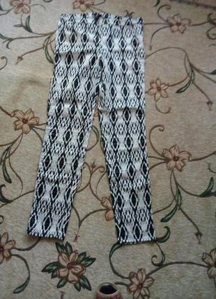 Новые брюки стрейч
