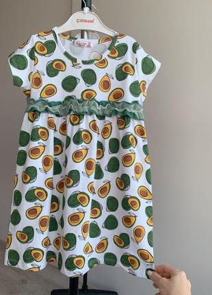 Платье на 3-4, 4-5, 5-6, 6-7, 7-8 лет