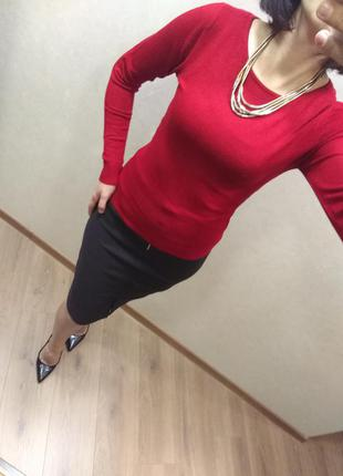 Красивенный свитер кофта zara размер: s