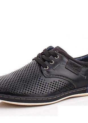 Kangfu мужские летние кожаные черные туфли мокасины