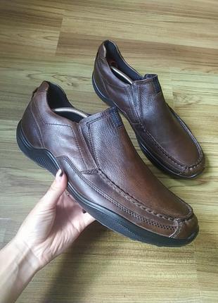 Шкіряні туфлі hotter