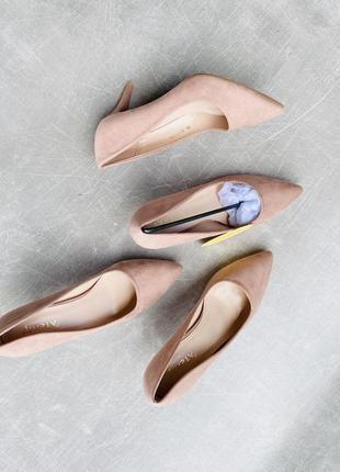 Нереальные туфли капучино/в наличии