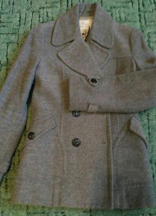 Класическое пальто baon по супер цене