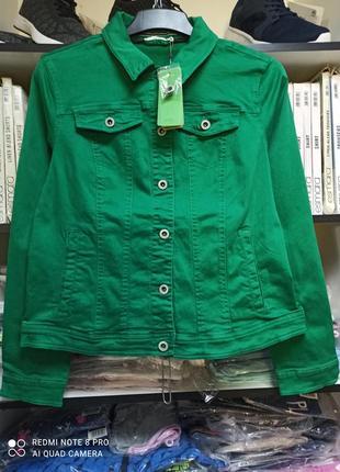 Котоновый пиджак cecil germany
