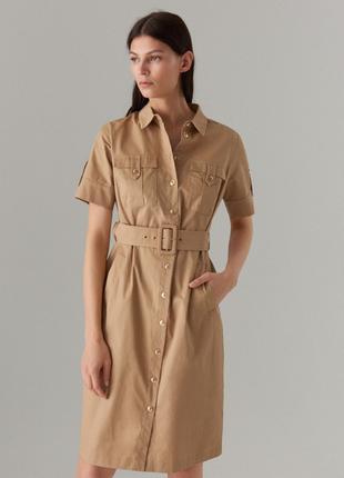 Платье сафари мохито mohito