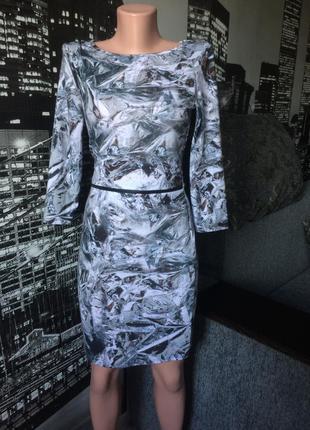 Платье 👗 с замком topshop