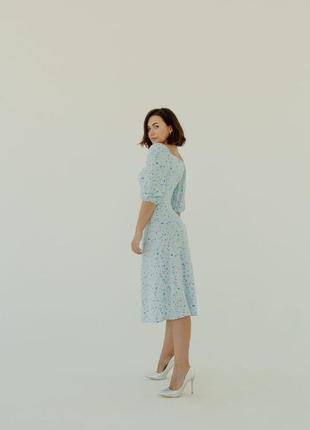 Плаття штапель