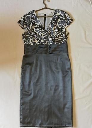 Нарядное платье, 48-50 размер в идеальном состоянии