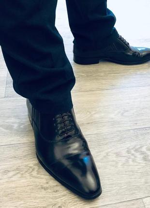 Мужские туфли лоферы carlo pazolini zara