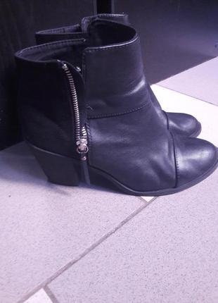 Отличные полусапожки ботинки туфли