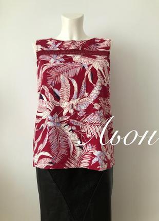 Літня лляна блуза кофта кофточка блузка лен