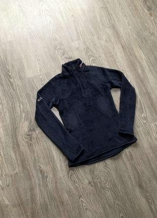 Женская кофта berghaus women's scorch micro grid full zip fleece!