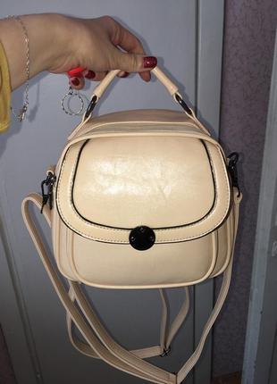 Новая сумка рюкзак