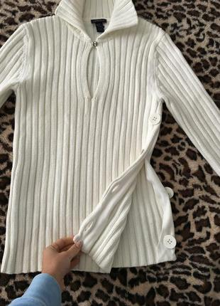 Новый тёплый свитер gant