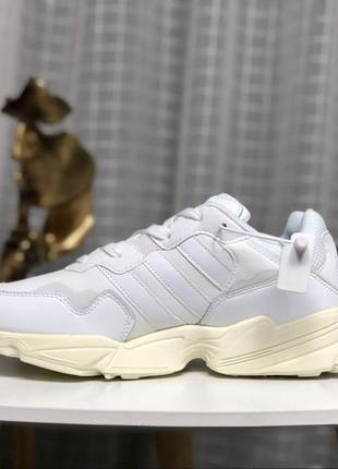 Кроссовки adidas yung-96 white