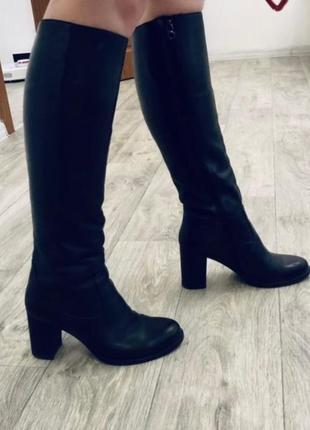 Сапоги ботинки zara basconi nursace