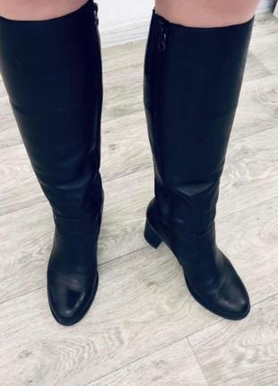 Сапоги ботинки zara basconi