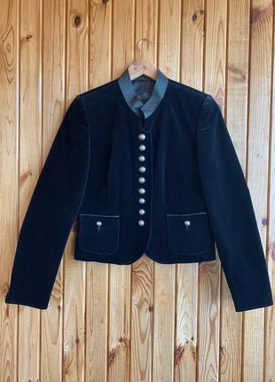 Стильный жакет пиджак в гусарском стиле