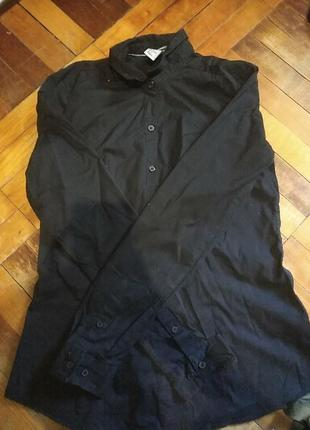 Рубашка черная