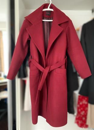 Невероятно элегантное пальто