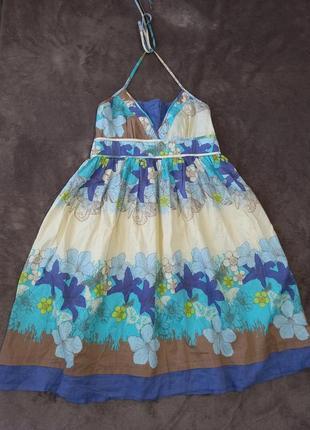 Красивейший сарафан платье женское