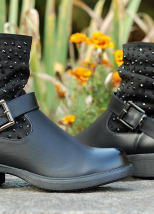 Суперские ботинки, демисезонные, утеплены, сапоги, сникерсы