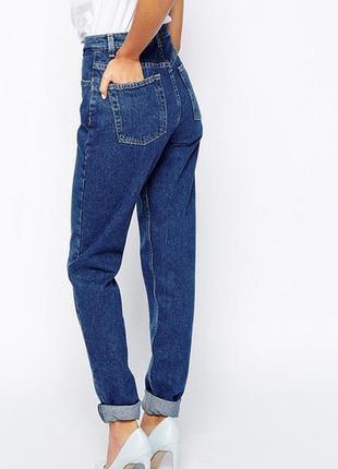 Mom jeans джинсы american apparel