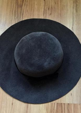 Замш шляпка