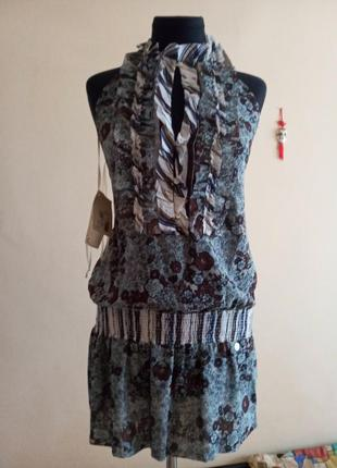 Платье-туника ( италия, tuwe)