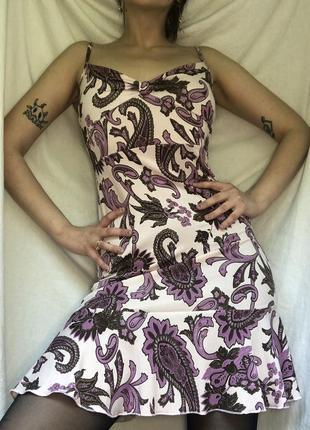 Летнее обтягивающее платье 💃