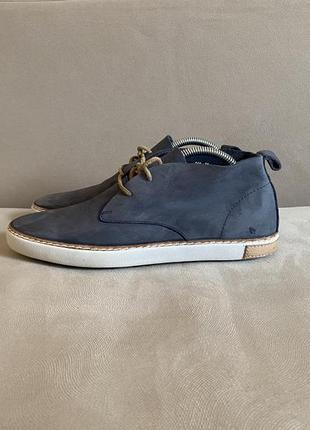 Ботинки туфлі кожа blackstone