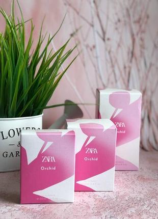 Парфуми zara orchid найпопулярніший смак серед наших клієнтів❤️1 фото