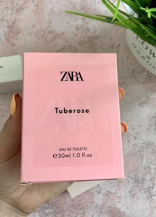 Парфуми zara tuberose, vonder rose, femme4 фото