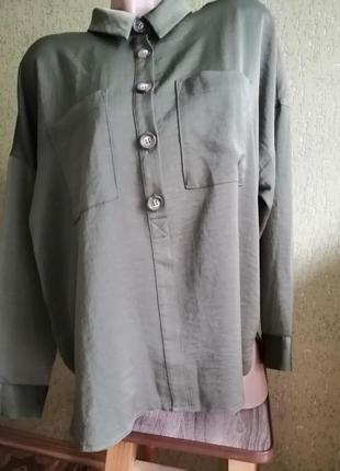 Рубашка- ткань креп-жатка