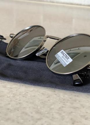 Зеркальные очки с поляризацией