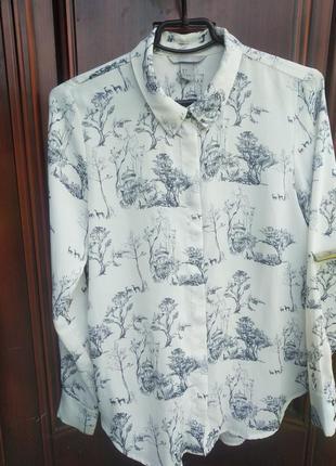 Блуза красива
