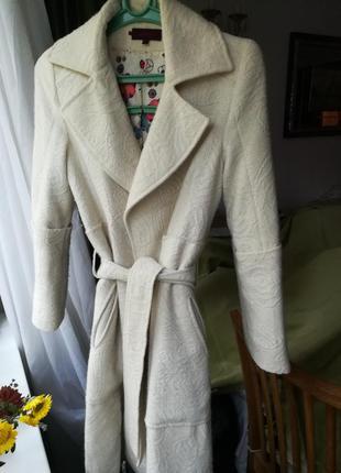 Kenzo,пальто ангоровое ,оригинал