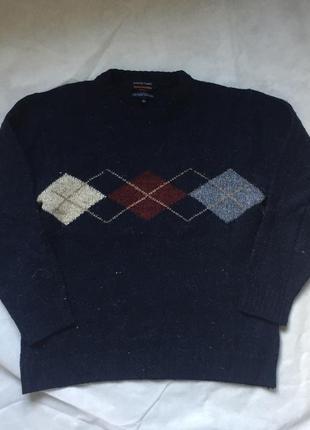 Винтажный свитер