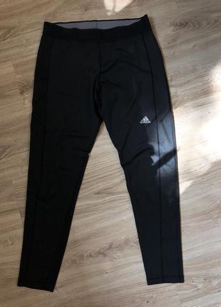 Лосины леггинсы адидас adidas techfit для спорта фитнеса адидас