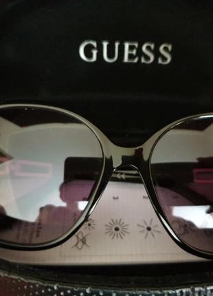 Guess. солнцезащитные очки. оригинал!!!