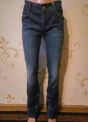Классические прямые джинсы only брюки штаны . новый . коттон хлопок джинс . размер 28/32