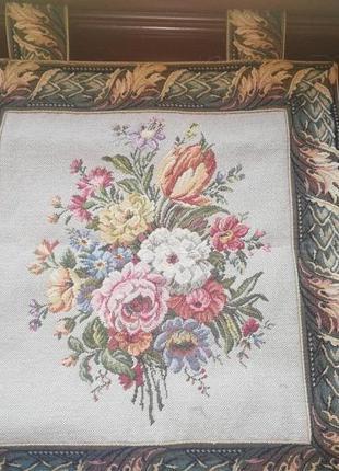 Новый бельгийский гобелен цветы