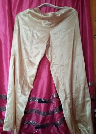 Атласные штаны. для сна. пижама