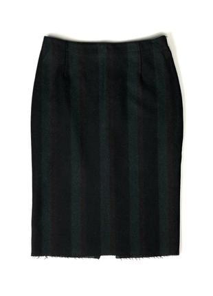 Chloe stora 34 шерстяная юбка