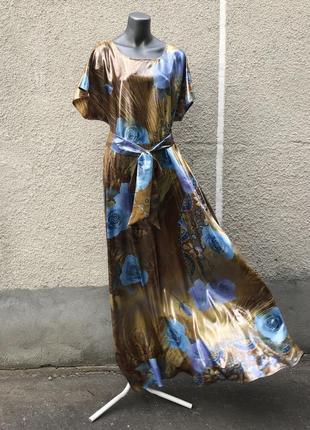Довга святкова сукня shalaj