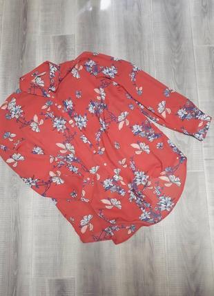 Блуза в цветочный принт блузка в цветочный принт рубашка в цветочный принт блузка блуза рубашка