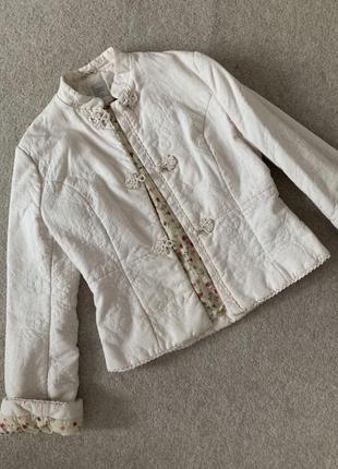 Оригинальный лёгкий в китайском стиле пиджак от noa noa 🌞
